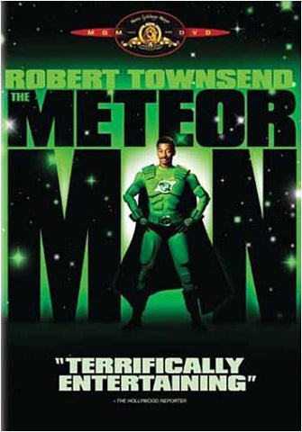 The Meteor Man DVD Movie
