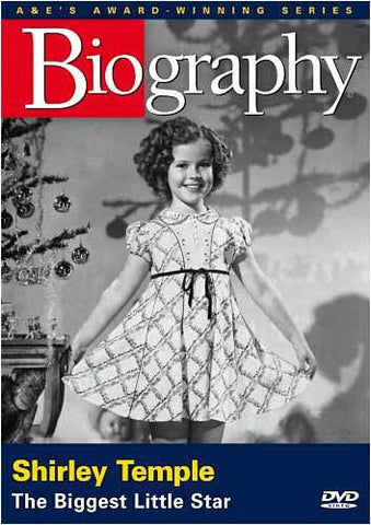 Shirley Temple: The Biggest Little Star (Biography) DVD Movie