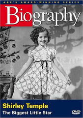 Shirley Temple: The Biggest Little Star (Biography)