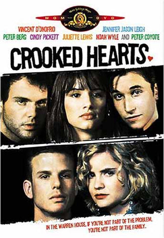 Crooked Hearts DVD Movie