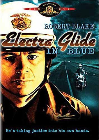 Electra Glide In Blue (MGM) (Bilingual) DVD Movie