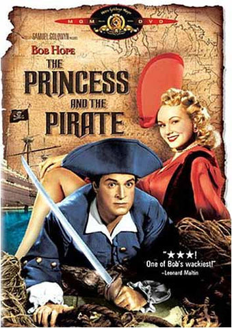 The Princess And The Pirate DVD Movie