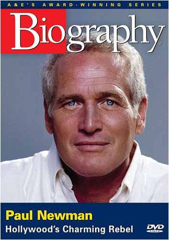 Paul Newman (Biography) DVD Movie