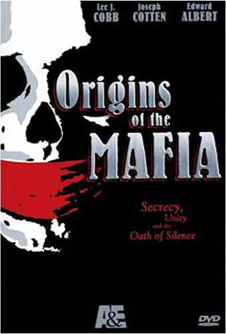 Origins of the Mafia DVD Movie