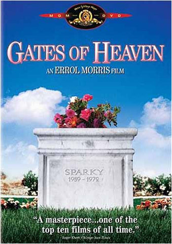 Gates Of Heaven DVD Movie