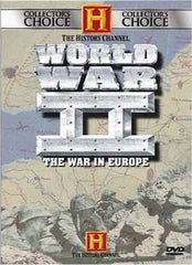 World War II - The War in Europe - The History Channel (Boxset)