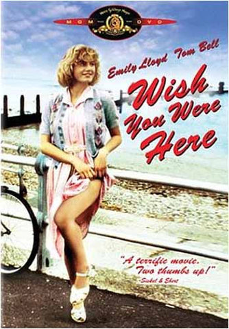 Wish You Were Here DVD Movie