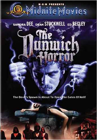 The Dunwich Horror DVD Movie