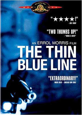 The Thin Blue Line DVD Movie