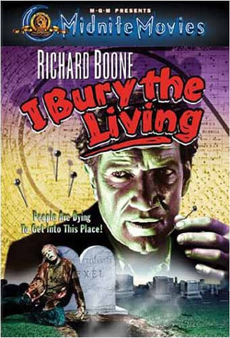I Bury the Living DVD Movie