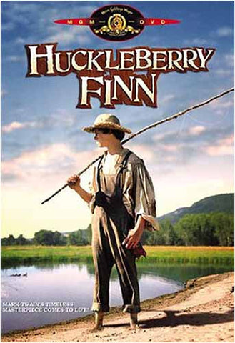 Huckleberry Finn DVD Movie