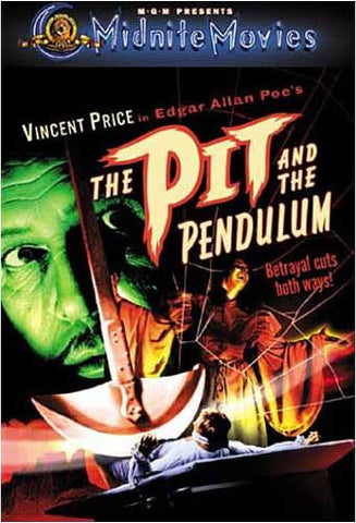 The Pit And The Pendulum DVD Movie