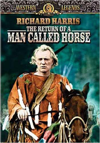 The Return Of A Man Called Horse (MGM) DVD Movie