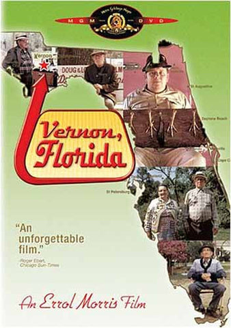 Vernon, Florida DVD Movie