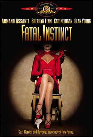 Fatal Instinct (MGM) DVD Movie