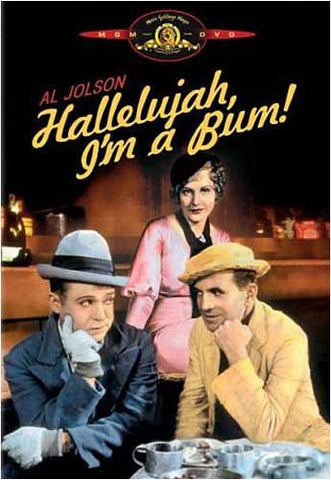 Hallelujah I'm a Bum DVD Movie