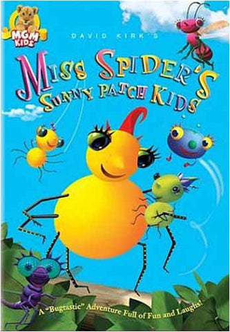 Miss Spider's Sunny Patch Kids (David Kirk's) DVD Movie