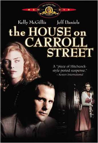 The House on Carroll Street (MGM) DVD Movie