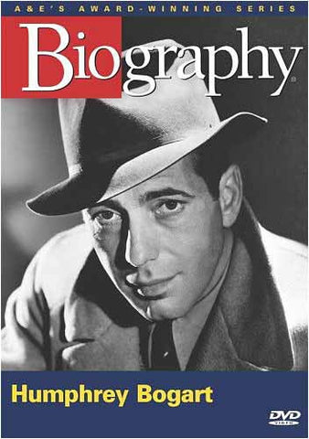 Humphrey Bogart (Biography) DVD Movie