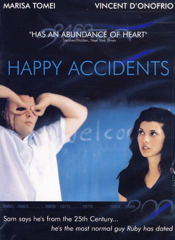 Happy Accidents DVD Movie