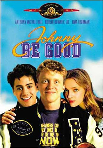 Johnny Be Good (MGM) DVD Movie