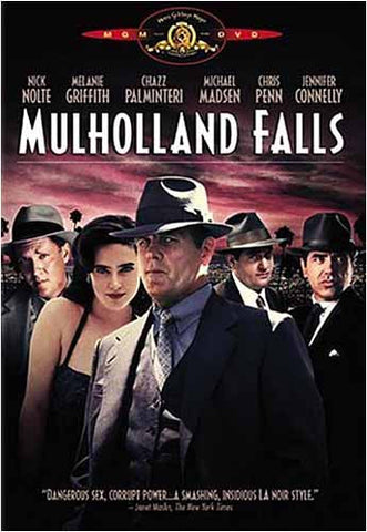 Mulholland Falls DVD Movie