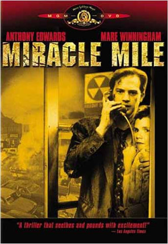 Miracle Mile DVD Movie