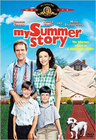 My Summer Story DVD Movie