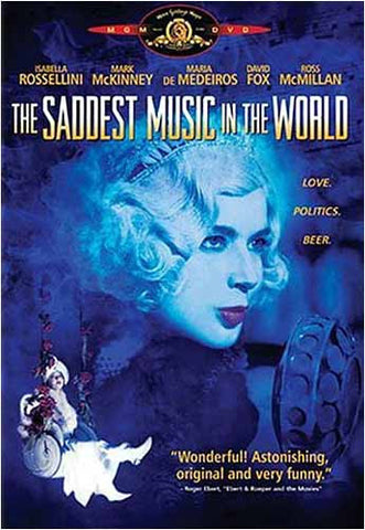 The Saddest Music in the World DVD Movie