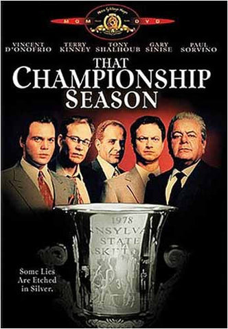 That Championship Season (Paul Sorvino) (1999) DVD Movie