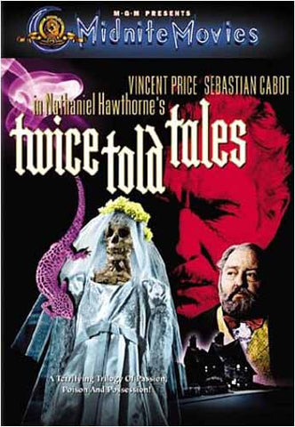 Twice Told Tales DVD Movie