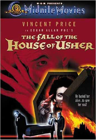 The Fall Of The House Of Usher DVD Movie