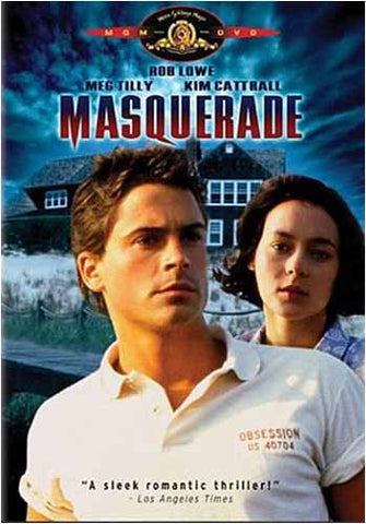 Masquerade (Rob Lowe) DVD Movie