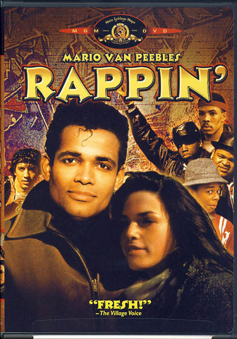 Rappin' DVD Movie