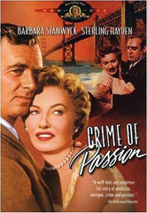 Crime Of Passion (Barbara Stanwyck) (MGM)