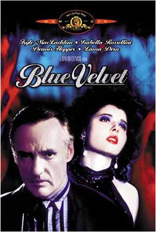 Blue Velvet DVD Movie
