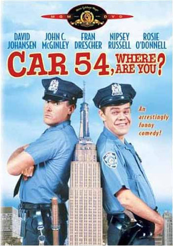 Car 54, Where Are You? DVD Movie