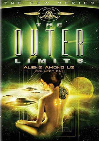 The Outer Limits - Aliens Among Us Collection - The New Series DVD Movie