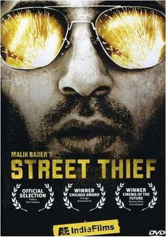 Street Thief DVD Movie
