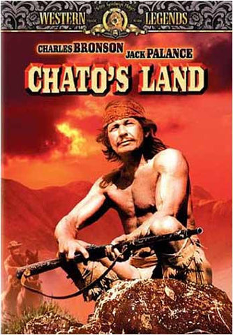 Chato's Land DVD Movie