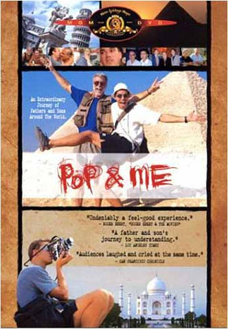 Pop And Me DVD Movie