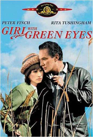 Girl With Green Eyes DVD Movie