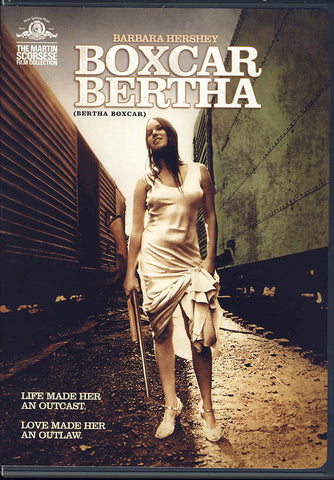 Boxcar Bertha (MGM) (Bilingual) DVD Movie
