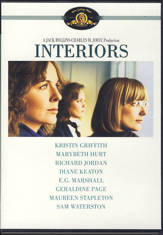 Interiors DVD Movie