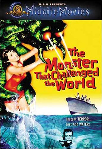 The Monster That Challenged The World DVD Movie