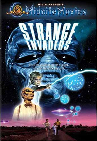 Strange Invaders DVD Movie