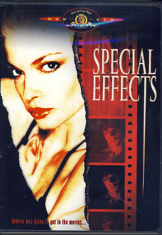 Special Effects DVD Movie