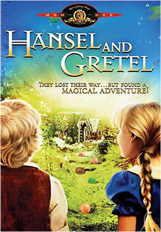 Hansel and Gretel (MGM) DVD Movie