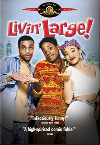 Livin' Large! DVD Movie