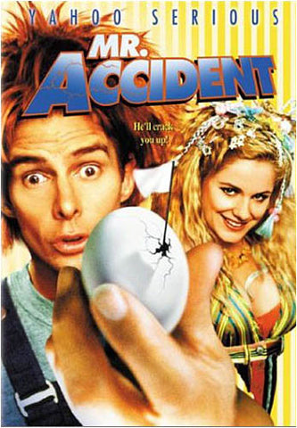 Mr. Accident DVD Movie